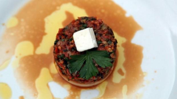 Tomaten carpaccio koch mit oliver for Koch italienisch
